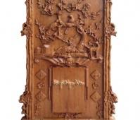 Lốc lịch treo tường bằng gỗ đẹp